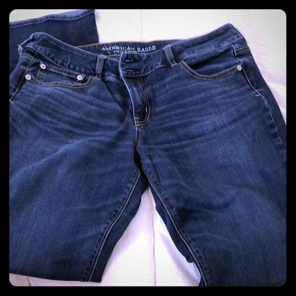 American Eagle Outfitters Denim - AE artist jeans
